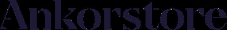 Logo d'ankorstore, une marketplace européenne où vous pourrez retrouver les canettes de vin Uchronic